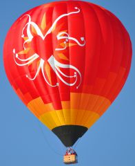Love is in the Air Ballooning Las Vegas, NV
